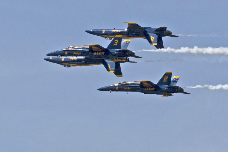 Blue Angels, Vero Beach Air Show 2014, Vero Beach, FL