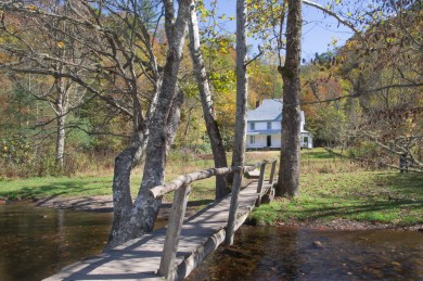 Caldwell House, Cataloochee Valley, Great Smoky Mountain National Park, NC