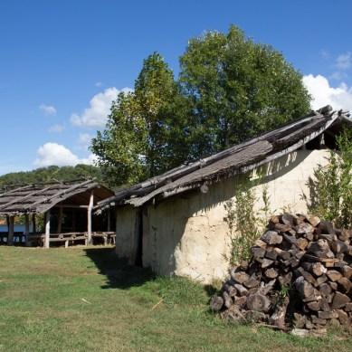 Barracks, Fort Louden State Park, Vonore, TN