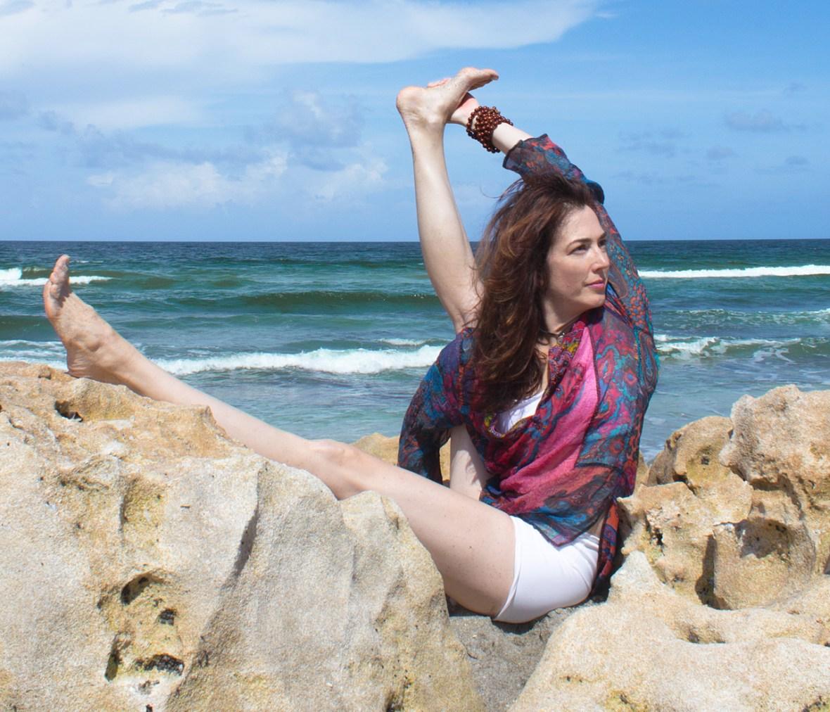 Joy Wolfe, Yoga, Prananda, Blowing Rocks, Jupiter, FL