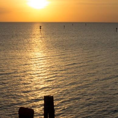 Lake Okeechobee, Sunset, Port Mayaka, FL