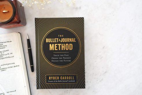 Bullet Journal Bullet Journal Method
