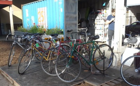 Collection of bikes for sale