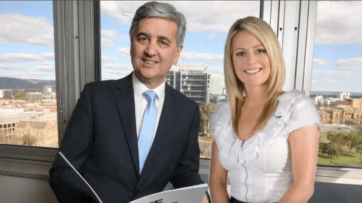 Rob Lucas and Tammy from MyBudget