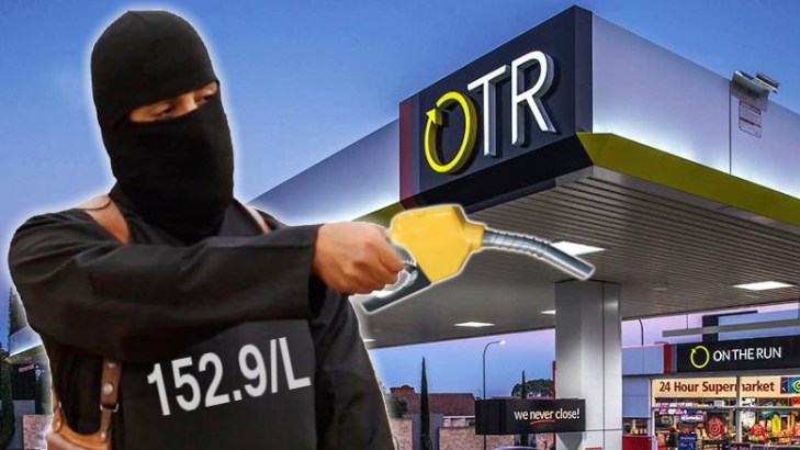 Servo robbery