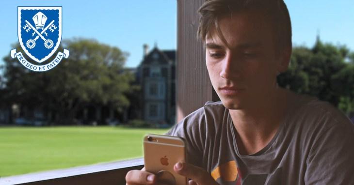 PAC scholar on Tinder