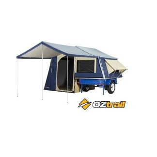 Quest Camper Trailer Tent