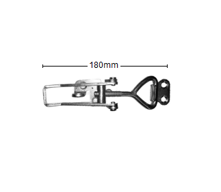 Trailer Toggle Clamp