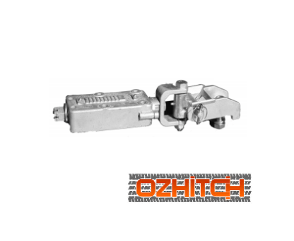 Oz Hitch Trailer Coupling - 2T - 6 Hole - Off Road