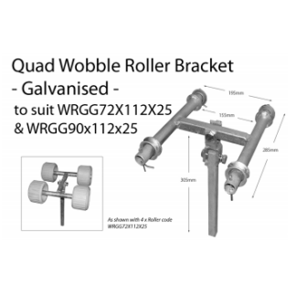 Wobble Bracket - Quad