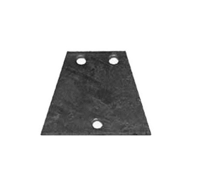 Trailer Coupling Plate (3 Hole V)