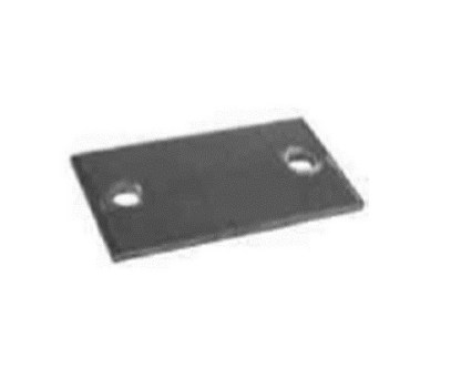 Trailer Coupling Plate (2 Hole)