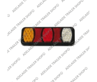 Led Trailer Light - 80 Series - Amber / Red / Reverse