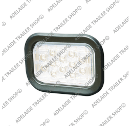 Led Trailer Light - 160 Series - Chrome Mount