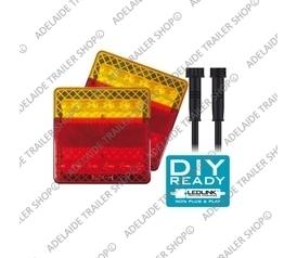 Led Trailer Light - Br208 Series - 6x4 Kit