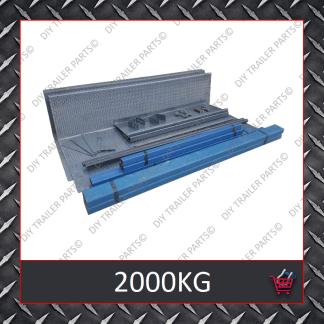 10x5 Trailer Body 1990kg GTM (Steel Only)