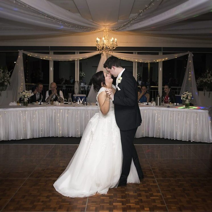 Glenelg Golf Club first dance