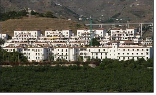 Convergencia Andaluza es el único grupo que votó a favor de anular la licencia del Hotel Cortijo