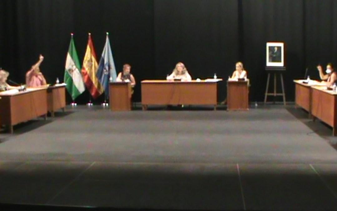 Vídeo: debate de la moción de IU Podemos sobre los ataques del gobierno israelí al pueblo palestino