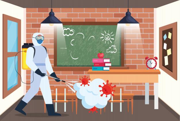 IU-Podemos pide al concejal de Educación que explique las medidas que han tomado para garantizar un aumento de la limpieza en los centros durante todo el horario escolar