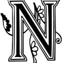 fancy-alphabet-letters-n