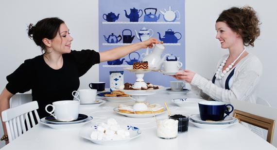 Anna Irinarchos si Lisa Widen de la Wis Design