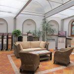 Sala de discutii si de consultat oferta de placi ceramice la Dream Home Design