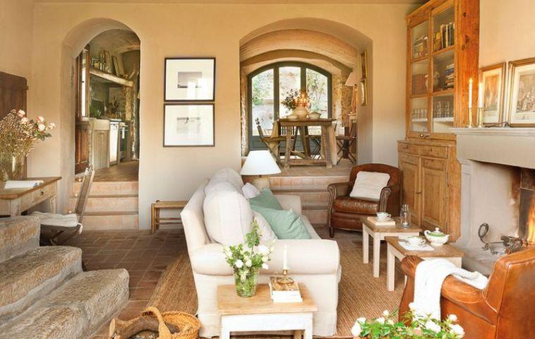 adelaparvu.com despre casa veche secol XVIII Foto El Mueble (2)