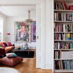 adelaparvu.com despre interior vintage cu decoratiuni colorate (11)