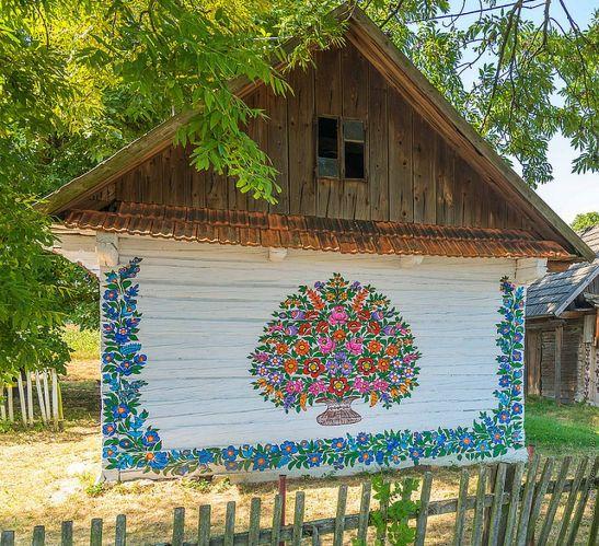 adelaparvu.com despre satul Zalipie (11)