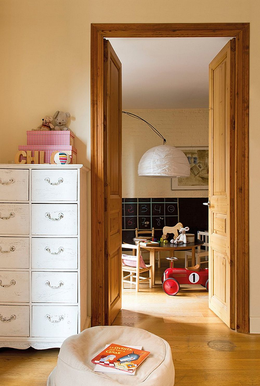 adelaparvu.com despre rustic si modern intr-o casa de la oras Foto ElMueble (7)