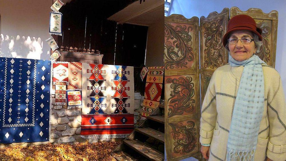 Locul 1 Lazarica Popescu top cei mai apreciati artizani romani