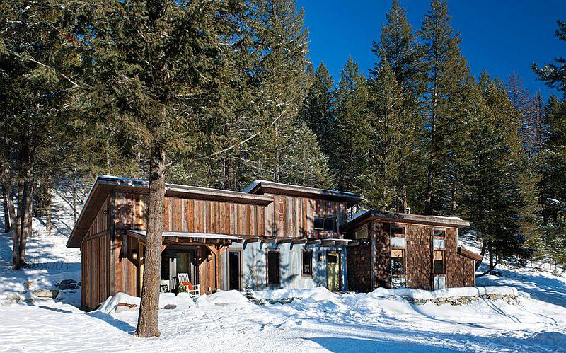 adelaparvu.com about mountain cabin, architecture Mindful Design (3)