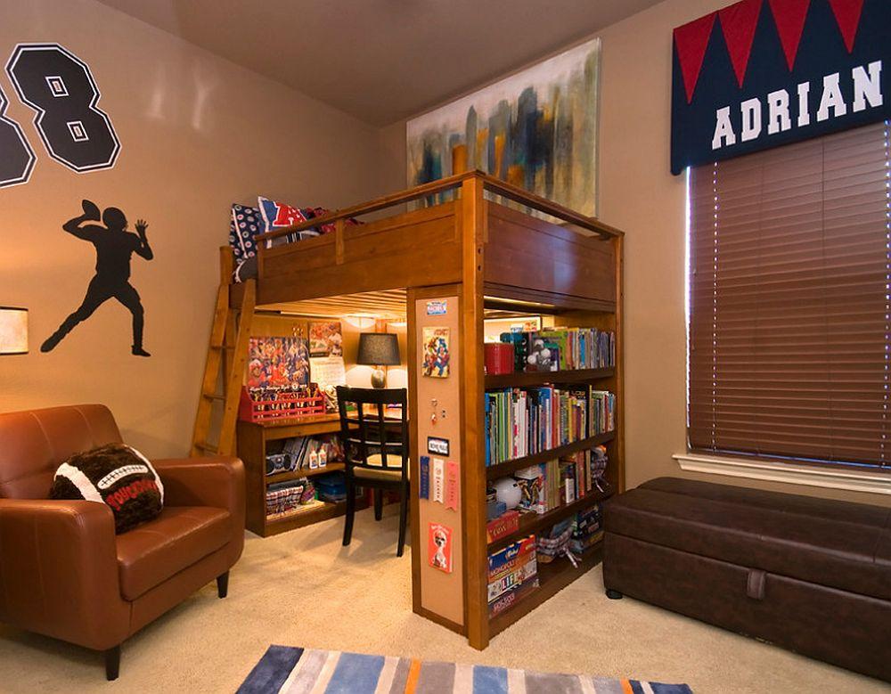 Camere De Copii Cu Mobilă Supraetajată Adela P 226 Rvu