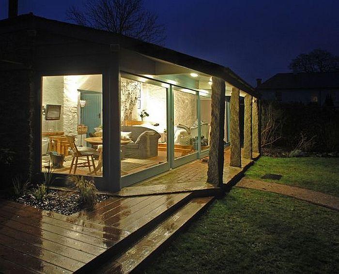 adelaparvu.com despre casa de vacanta ingenioasa, casa de vacanta Anglia, Little Loventor, Foto Unique Home Stays (3)