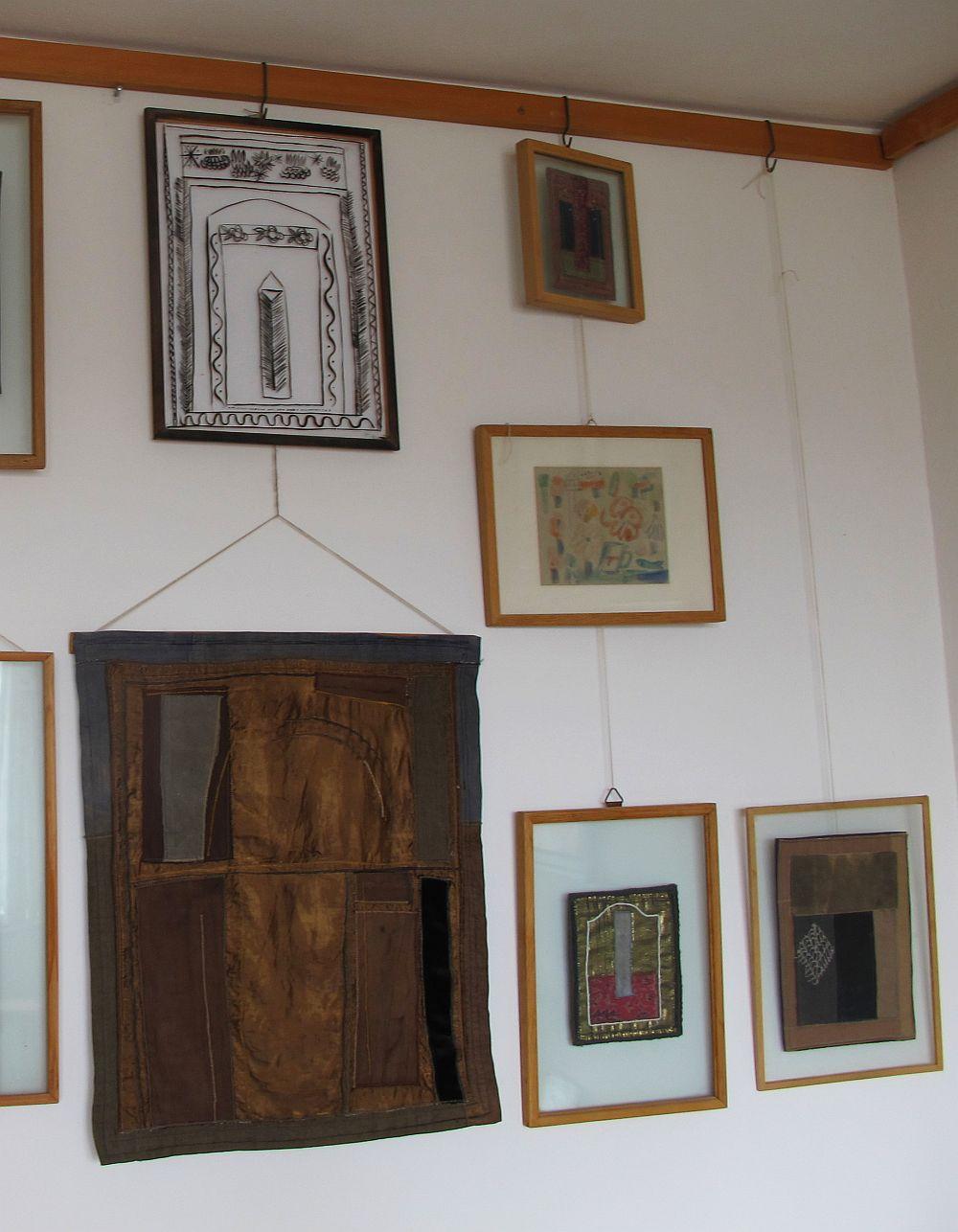 adelaparvu.com despre acuarele Mihai Macri, atelier artist Mihai si Mariana Macri (32)