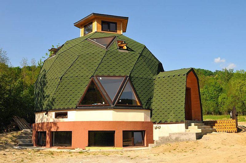 adelaparvu.com despre case tip domuri geodezice, casa dom geodezic, design ing. Alexandru Dinulescu (17)