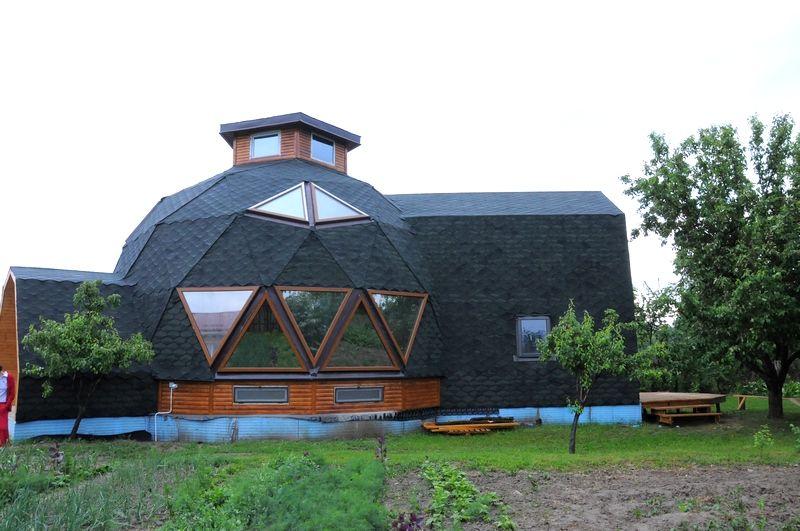 adelaparvu.com despre case tip domuri geodezice, casa dom geodezic, design ing. Alexandru Dinulescu (33)