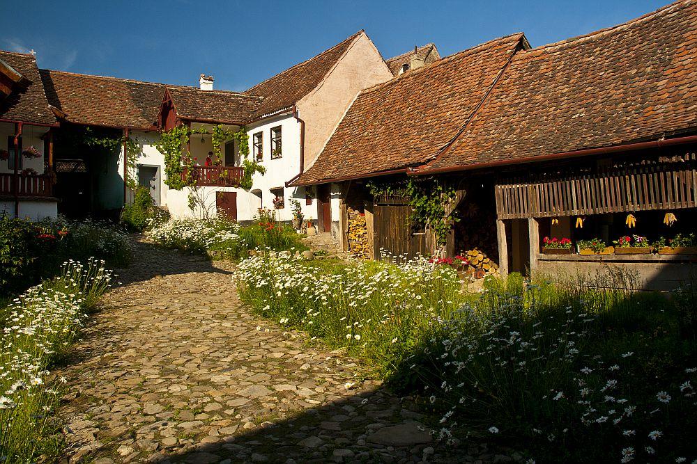 adelaparvu.com despre pensiunea Casa cu Zorele, case traditionale transilvanene, bedandbreakfast Crit, Transilvania, Romania (25)