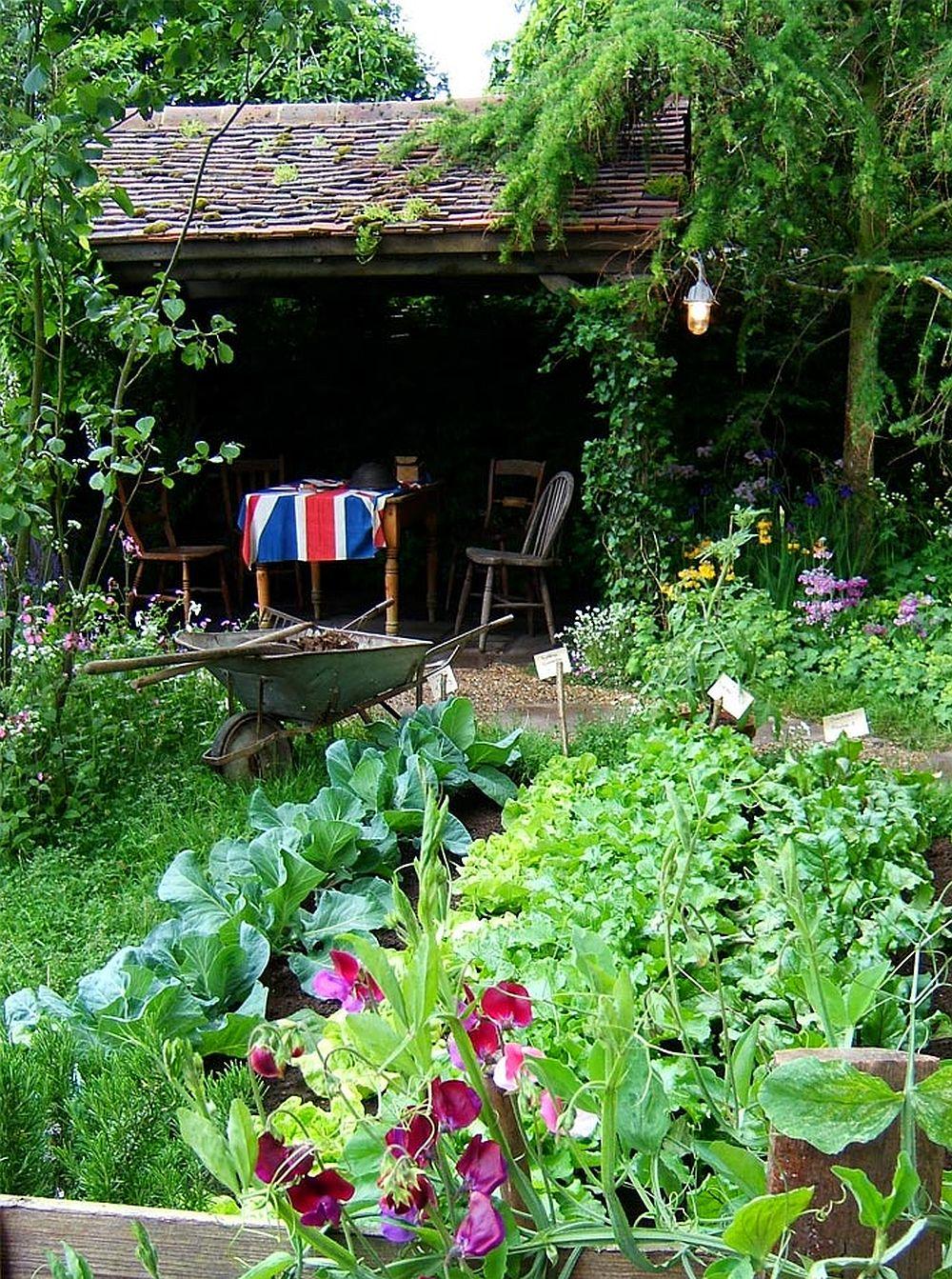 adelaparvu.com despre gradina rustica englezeasca, gradina Anglia, gradina Chelsea Pensioners Garden, designer peisagist Julian Dowle, Foto blog MooseysCountryGarden (22)