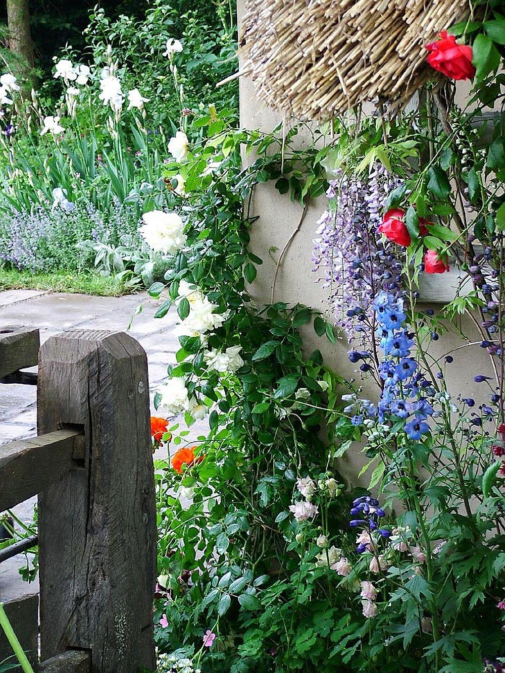 adelaparvu.com despre gradina rustica englezeasca, gradina Anglia, gradina Chelsea Pensioners Garden, designer peisagist Julian Dowle, Foto blog MooseysCountryGarden (9)