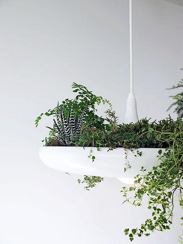 adelaparvu.com despre lampa suspendata cu plante, lampa Babylon, designer Ryan Taylor, Object Interface(7)