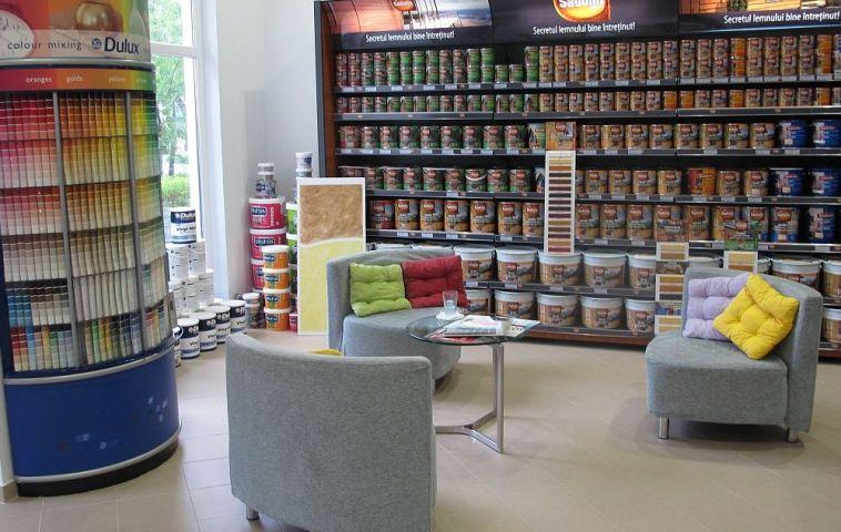 adelaparvu.com despre magazinul Curori si Idei din Bucuresti, magazin Akzo Nobel