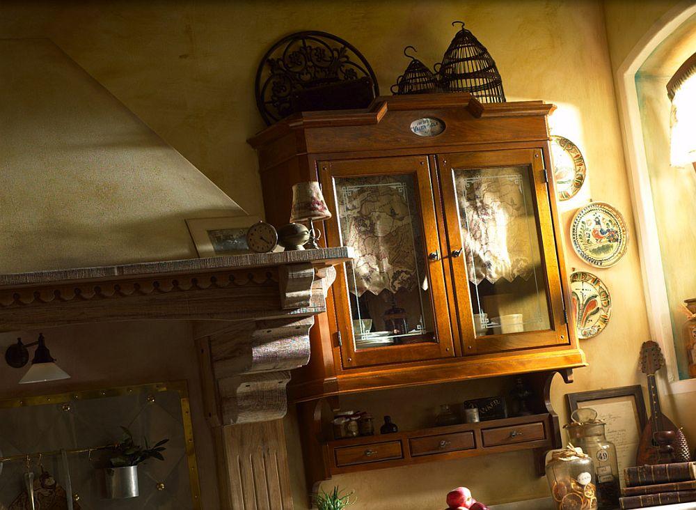 adelaparvu.com despre bucatarii rustice, bucatarii country style, model Valenzuela, Marchi Cucine (2)