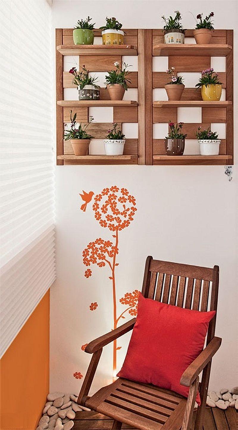 adelaparvu.com despre amenajare living mic cu euro paleti, living 10 mp, design Glaucio Gonçalves, Foto Minha Casa  (6)