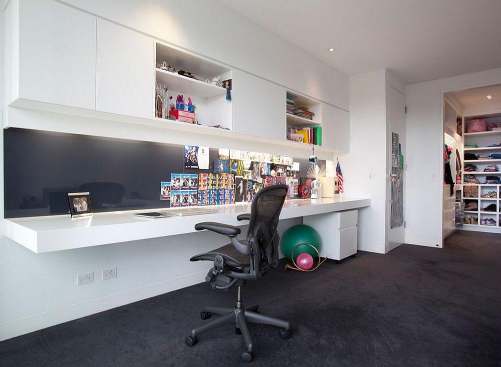 adelaparvu.com despre birouri pentru trei persoane, design MR.MITCHELL