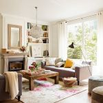 adelaparvu.com despre renovare apartament in cladire veche, casa Barcelona, designer Meritxell Ribe (5)
