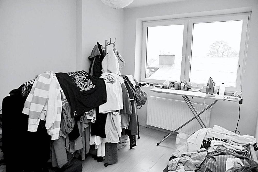 adelaparvu.com despre atelier de lucru la bloc, Foto Arkadiusz Scichocki, Czterykaty (2)