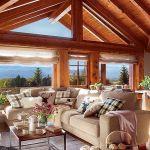 adelaparvu.com despre cabana de munte, casa din lemn Spania, Foto ElMueble, Integrapir (5)