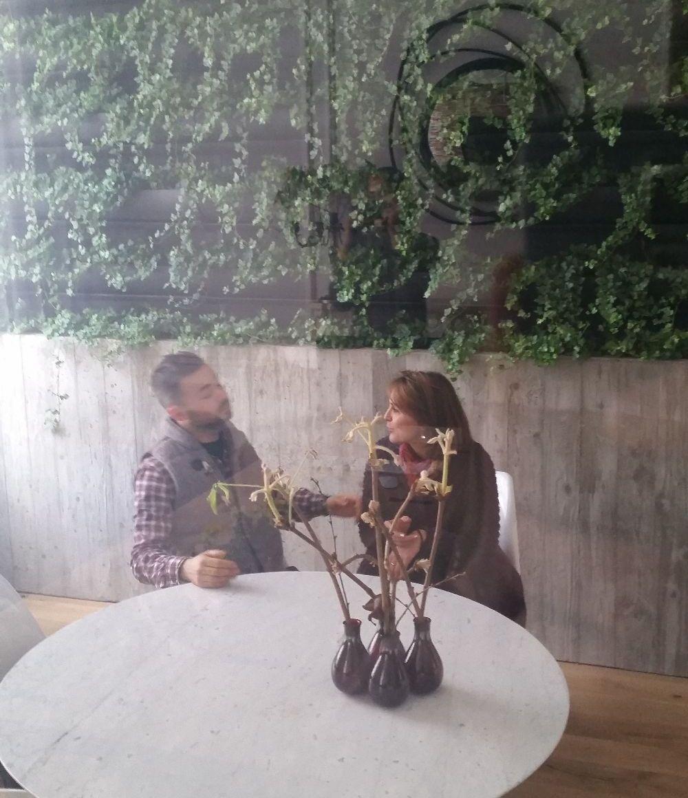 adelaparvu.com despre atelierul designerului florist Nicu Bocancea, Foraria Iris, design interior Pascal Delmotte (17)